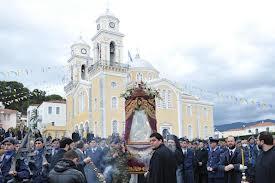 """Από τον εορτασμό της Παναγίας της """"Υπαπαντής"""" στην Καλαμάτα"""